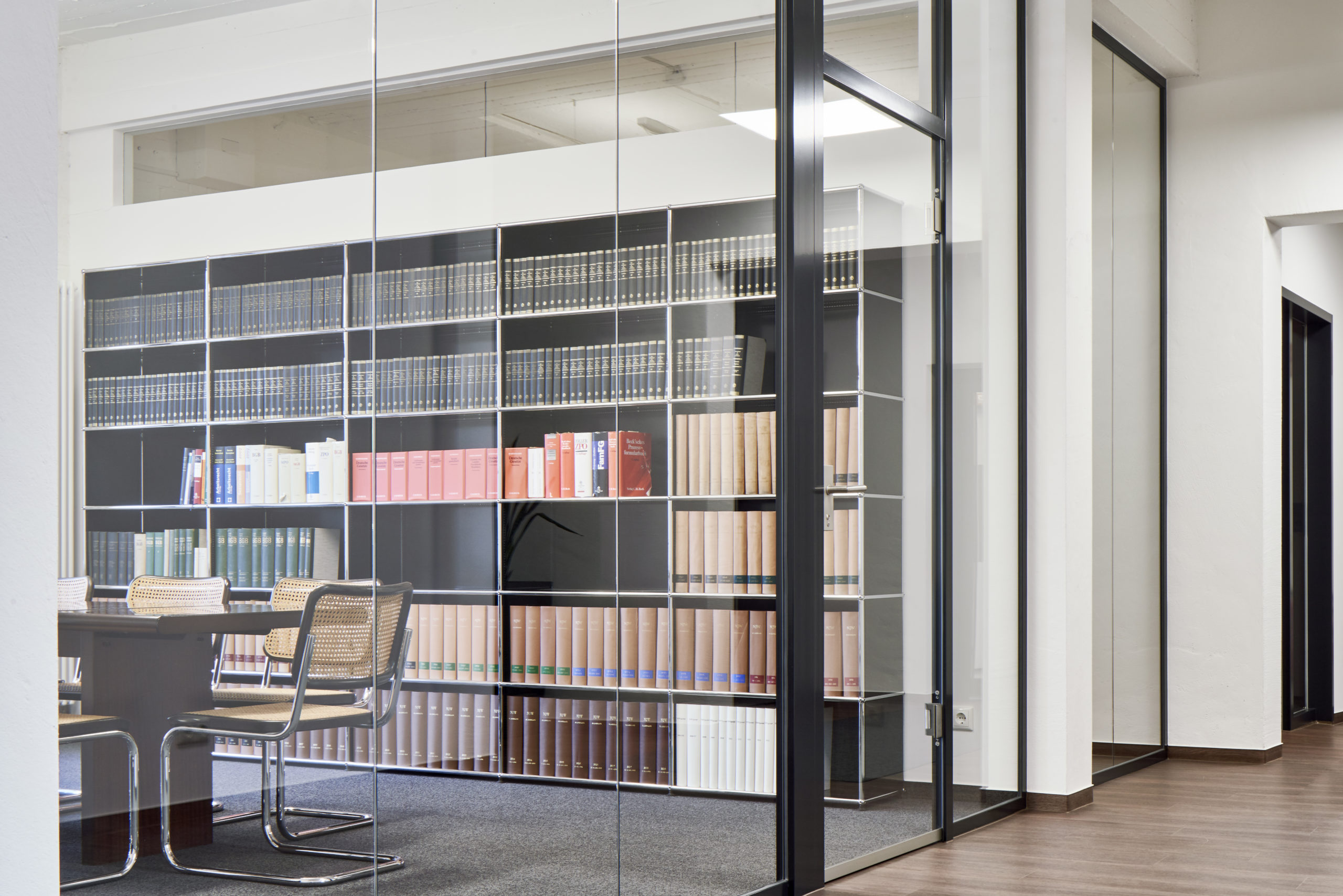 Bibliothek Dr. Wittenstein & Kollegen