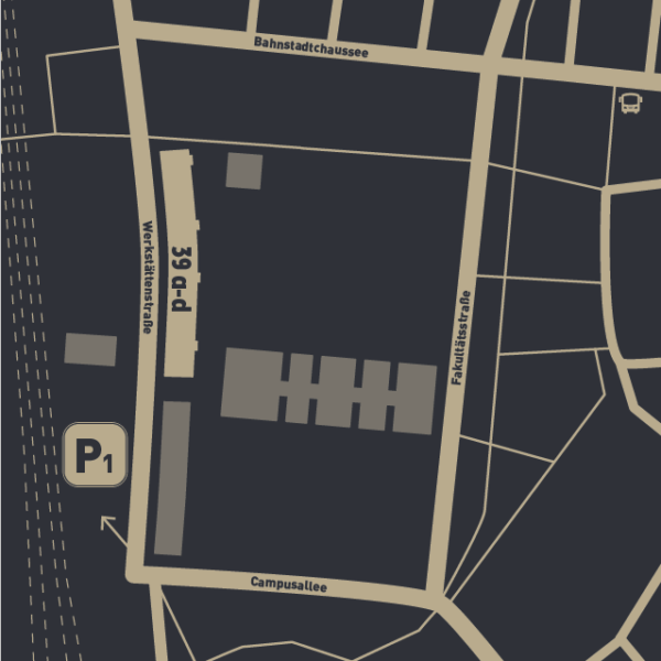 Karte Parkplatz